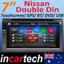 nissan australia gps update nissan x trail xtrail t31 07 15 gps navigation sat nav dvd