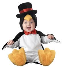 Sully Halloween Costume Infant Baby Penguin Costume Baby Costumes Cute Baby Halloween