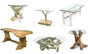funky side tables tree branch coffee table militariart com