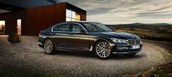 bmw 7 series sedan at a glance