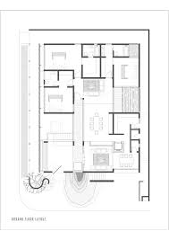ground floor plan gallery of kapadia residence coalesce design studio 20