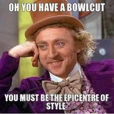 Bowl Haircut Meme - 100 photos of bowl cut and mushroom haircut easy to choose from