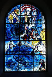 marc chagall twelve windows decorated for tudeley all saints