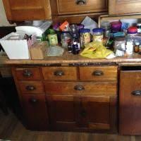 kitchen cabinet 1800s late 1800 s to early 1900 s kitchen cabinet in the good old
