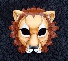 lion mask lion mask by merimask on deviantart