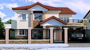 two storey house design and floor plan in the philippines youtube