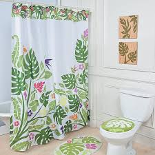 Palm Tree Shower Curtain Walmart by Impeccable Kids Image For Shower Curtain Beach Kids Beach Shower