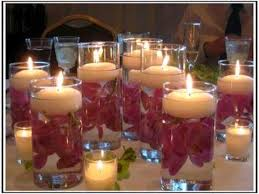 candle centerpieces floating candles ideas floating candle centerpieces
