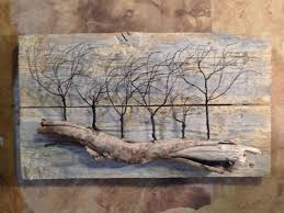 painted wood artwork best 25 barn board crafts ideas on barn board