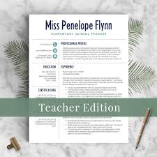 does word a resume template elementary resume template for word pages 1 3