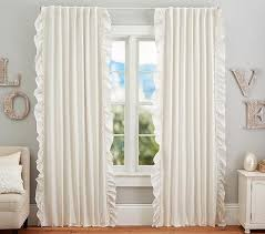 Pink Ruffle Blackout Curtains Pink Blackout Panel Products Bookmarks Design Inspiration And