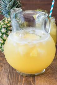 pineapple martini recipe pineapple party punch crazy for crust