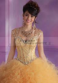 gold quince dresses aliexpress buy light gold quinceanera dresses 2016 new