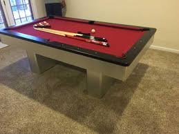 brunswick monarch pool table everything billiards charlotte brushed aluminum olhausen monarch