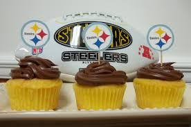 steelers thanksgiving pittsburgh steeler cupcakes simply sweet home