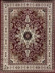 8x10 burgundy area rug amazon com