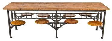 repurposed dining table repurposed dining table beauteous 10 creative door repurpose ideas