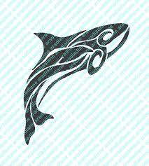 37 best orca tribal tattoo images on pinterest art images