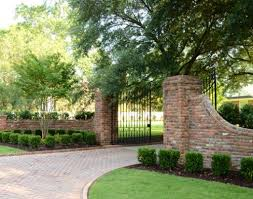 best 20 driveway entrance landscaping ideas on pinterest yard with