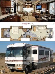 Luxury Rv Floor Plans by Rv Lifestyle