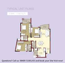 high rise floor plans flats in omr 3 bhk high rise apartment for resale in omr