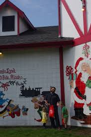 santa claus house north pole ak our visit to the north pole u2013 jo roe u0027s photos