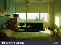patient room in the uch uclh university college london hospital in