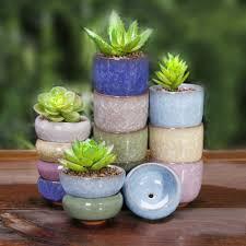 100 cute succulent pots large ceramic planters promotion