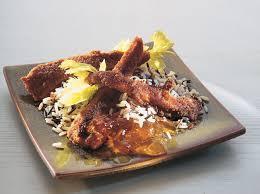 cuisiner des aiguillettes de poulet recette aiguillettes de poulet panées au d épice