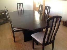 used dining room sets for sale second dining table and 6 chairs for sale oak room used sets