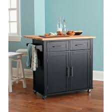 portable kitchen island target large kitchen island with wood top and storage threshold target