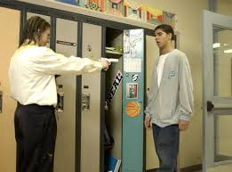 Degrassi Mirror In The Bathroom Rick Murray Degrassi Wiki Fandom Powered By Wikia