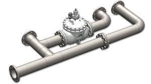 pipe design layout design