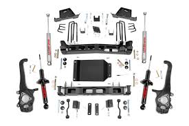 nissan titan quick lift 6 inch suspension lift kit u003cbr u003efits nissan 04 15 titan 4wd 2wd