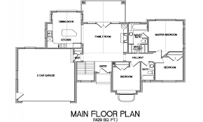 Narrow Home Floor Plans Best Floor Plan For Lake House Homes Zone