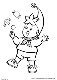 noddy coloring pages educational fun kids coloring pages