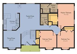 Custom Home Builders Floor Plans The Oliver From Terrace Custom Home Builders In Wisconsin