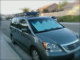 honda odyssey roof rails crossbar search