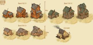 concept art 1 u2013 houses somasim games