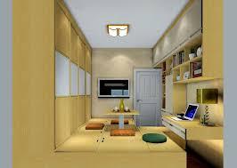 Japanese Desk Japanese Bedroom Tatami And Desk 3d House