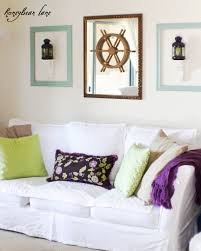 adding purple accents in your home decor honeybear lane