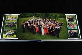 flushmount album michigan wedding photographer wedding album sle for large