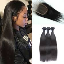 black hair weave part in the middle discount straight weave middle part 2018 middle part closure