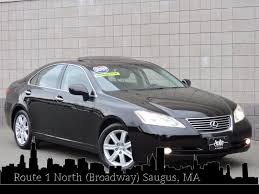 lexus sedan 2007 used 2007 lexus es 350 at auto house usa saugus