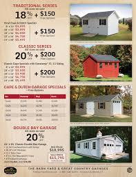 Barns Garages 100 Barns Garages N E Barns U0026 Garages Pine Harbor Wood
