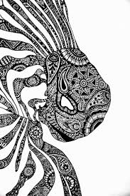 29 best zentangle zebra u0027s and horses images on pinterest