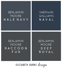 best navy paint colors paint colors u2014 elizabeth burns design