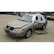1997 Nissan Sentra Interior Used 2006 Nissan Sentra Parts Car Brown With Tan Interior 4 Cyl