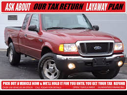 Ford Ranger Used Truck Bed - used 2004 ford ranger xlt at auto house usa saugus