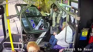 syracuse bus passengers defeat death in violent crash the drive